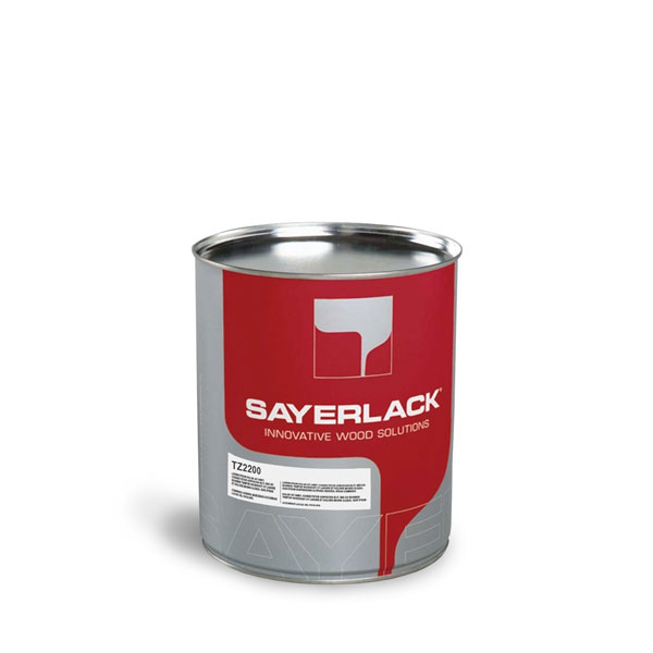 SAYERLACK TZ22**/00 CLEAR PU FIRE-RETARDANT TOPCOAT