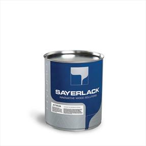 SAYERLACK AT48 HYDROPLUS WATERBASED CLEAR TWO PACK TOPCOAT 10% MATT