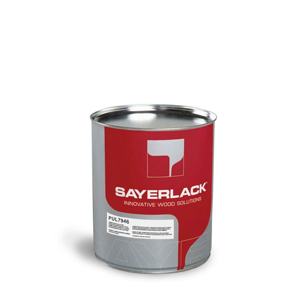 SAYERLACK PUL7946/00 CLEAR FLEXIBLE POLYESTER BASE COAT